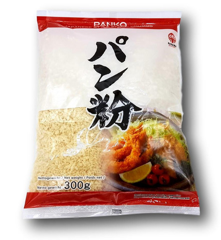 Panko Bread Crumbs 300 g