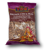 Brown chick peas 500 g