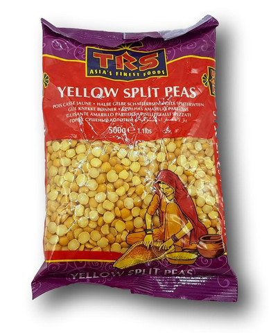 Yellow Split Peas 500 g