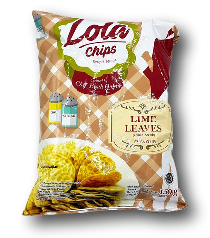 Tempe Chips Lime Leaves