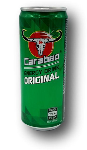 Carabao Energy Drink 330 ml