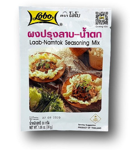Laab-Namtok Seasoning Mix