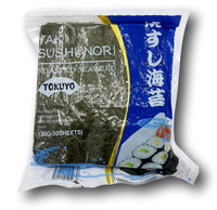 Yaki Nori Sushi Roasted Seaweed - 50 sheets