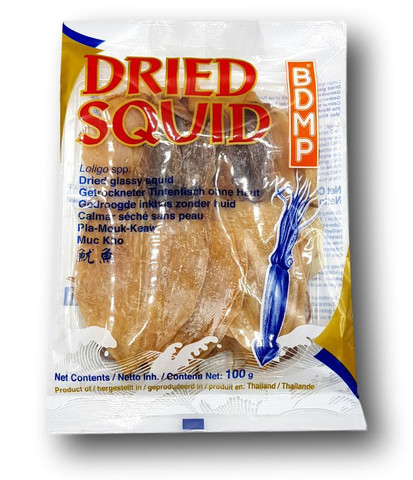 Dried Squid -100g