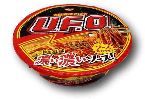 UFO nuudeli Yakisoba kastikkeella