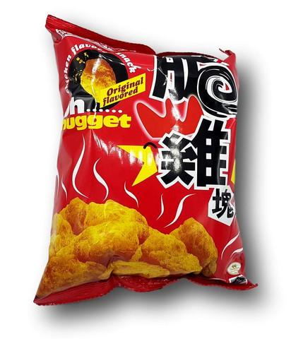 Chicken Flavored Snack