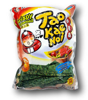 Japanese Crispy Seaweed Hot & Spicy 32 g