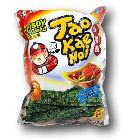 Japanese Crispy Seaweed Hot & Spicy 32 g