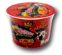 2xHot Chicken Ramen  Bowl Noodle