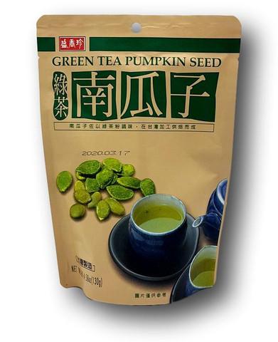 Green Tea Pumpkin Seed