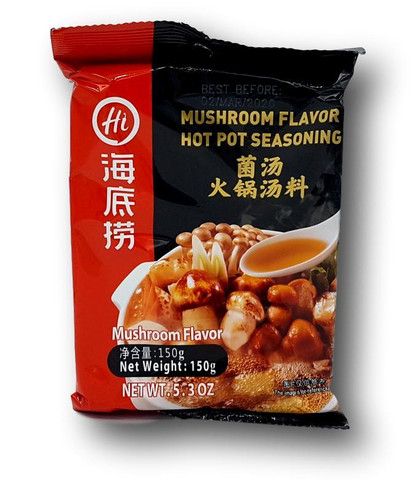 Hot Pot Soup Base Mushroom Flavor