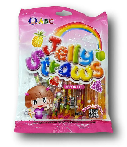 Fruit Jelly Sticks
