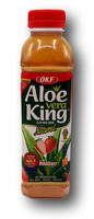Aloe Vera Drink Strawberry