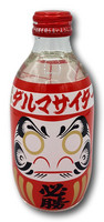 Red Victory Daruma Cider Drink