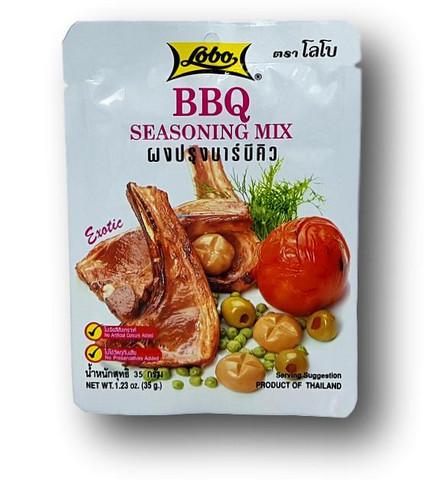 BBQ Seasoning Mix