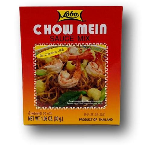 Chow Mein kastikejauhe