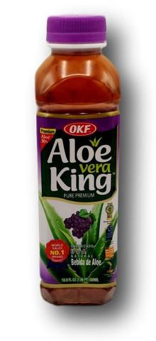Aloe Vera Drink Grape
