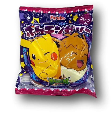 POKEMON Fruit Jelly