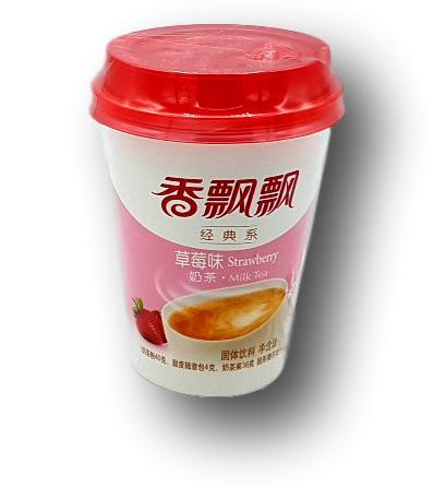 Milk Tea Strawberry