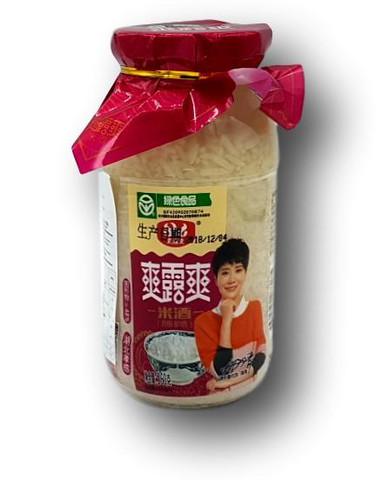 Makea fermentoitu riisi