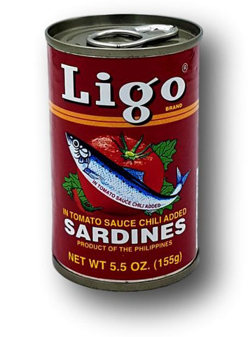 Sardine in Tomato Sauce Chili
