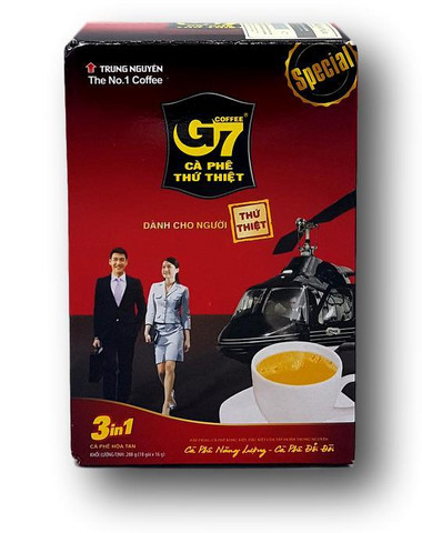 Vietnam 3 in 1 Instant Coffee