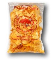 Hot Cassava Chips