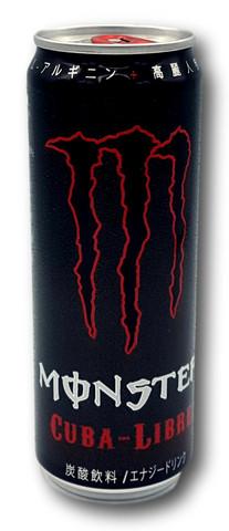 Monster-energiajuoma Cuba-Libre