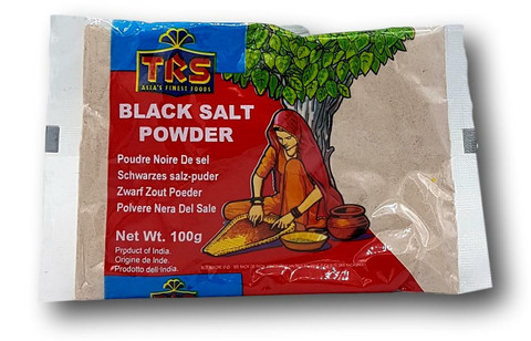 Black Salt Powder (Kala Narnak) 100g