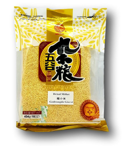 Organic Dried Millet