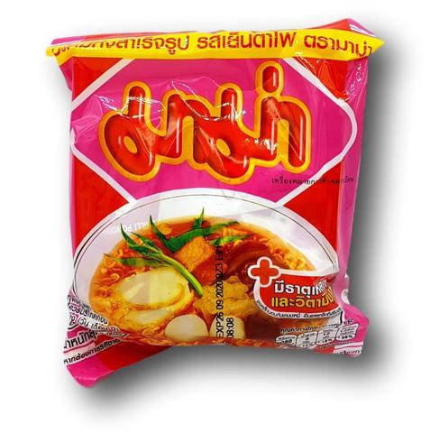 Instant Noodles Yentafo Tofu