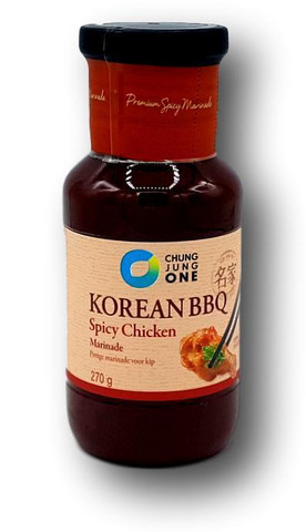 Spicy Chicken BBQ Marinade