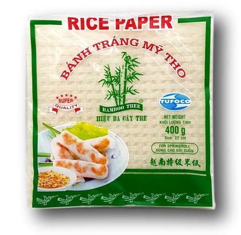 Rice Paper for Springrolls