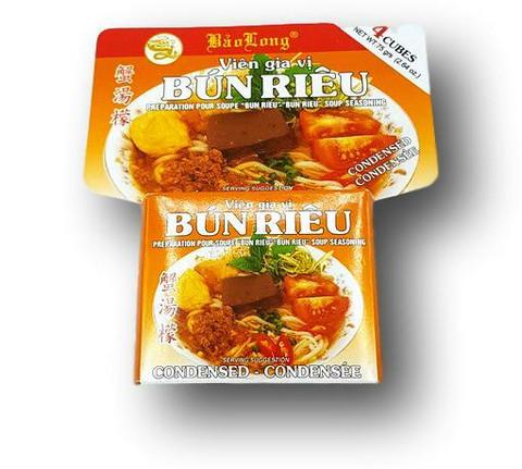 Bun Rieu soup base