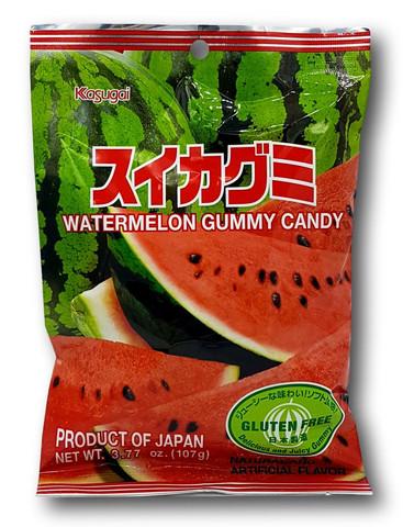 Gummy Watermelon Candy