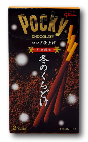 Pocky Chocolate Winter Limited