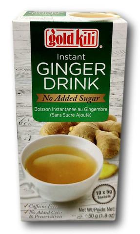 Sugar Free Ginger Drink