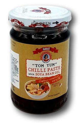 Thai Tom Yum Soup Paste