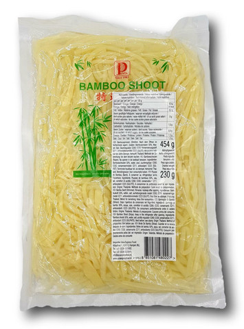 Bamboo Shoot (Strips)