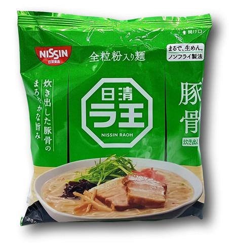 Pork Flavor Instant Noodle