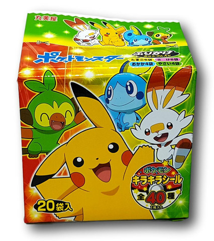 Furikake Rice Seasoning Pokemon