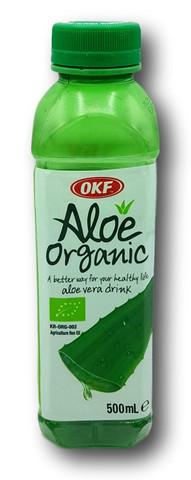Luomu Aloe Vera Juoma 500 ml