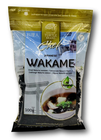 Cut Dried Wakame