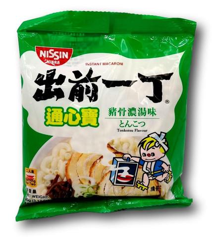 Instant Tonkotsu Macaroni
