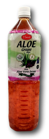 Aloe Vera Drink Grape