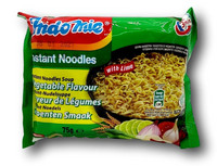 Vegetable Flav Noodle 75g bag indonesia