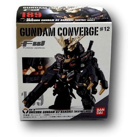 FW Gundam Converge ♯12