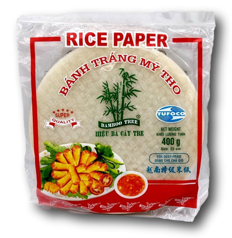 Rice Paper for Deep Fried Springrolls