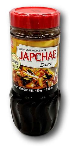 Korean Noodle Sauce Japchae