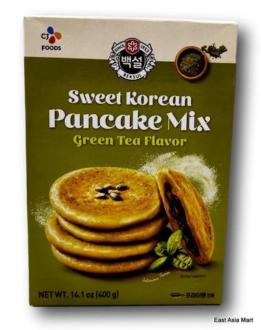 Sweet Pancake Mix Green Tea